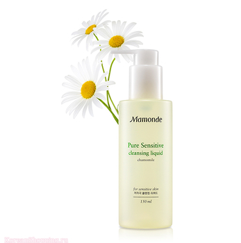 MAMONDE Pure Sensitive Cleansing Liquid