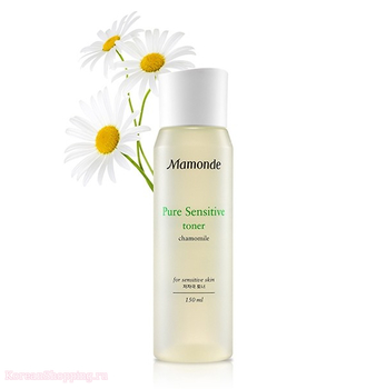 MAMONDE Pure Sensitive Toner