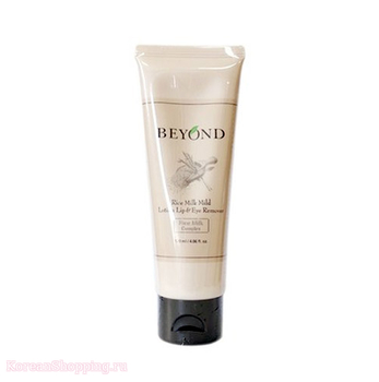 BEYOND Rice Milk Mild Lotion Lip & Eye Remover