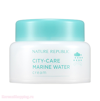 NATURE REPUBLIC City Care Marine Water Cream