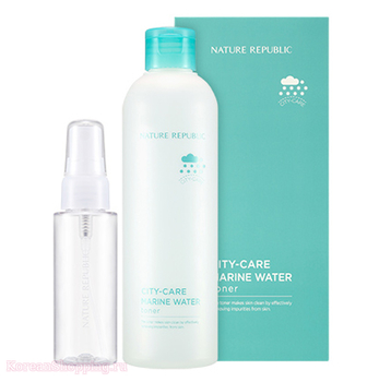 NATURE REPUBLIC City Care Marine Water Toner