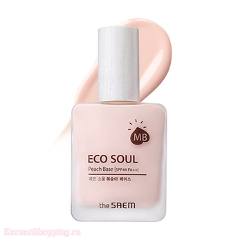 THE SAEM Eco Soul Peach Base SPF44 PA++