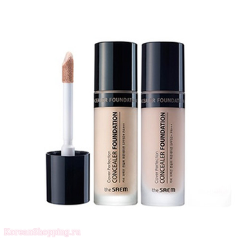 THE SAEM Cover Perfection Concealer Foundation SPF50+ PA+++