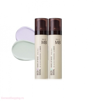 THE SAEM ECO SOUL Real Fit Make Up Base