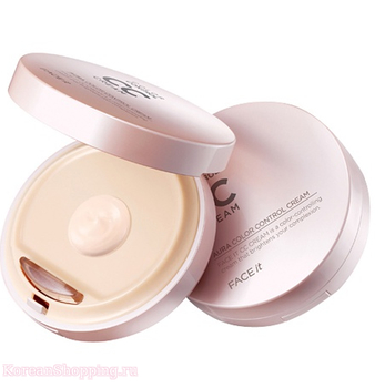 THE FACE SHOP Face It Aura Color Control Cream SPF30 PA++
