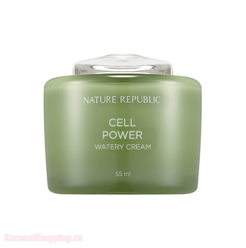 NATURE REPUBLIC Cell Power Watery Cream