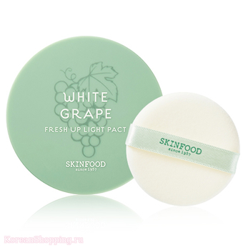 SKINFOOD White Grape Fresh Up Light Pact