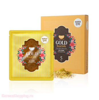 PETITFEE Koelf Gold Royal Jelly Mask Pack