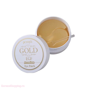 PETITFEE Premium Gold & EGF eye patch