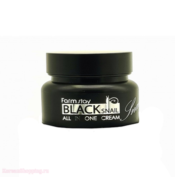 FARMSTAY Black Snail All In One Cream