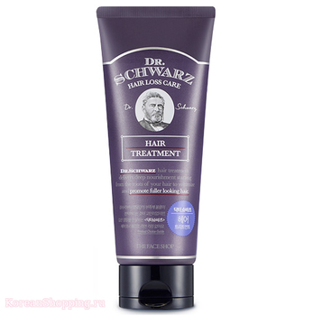 THE FACE SHOP Dr. Schwarz Hair Treatment