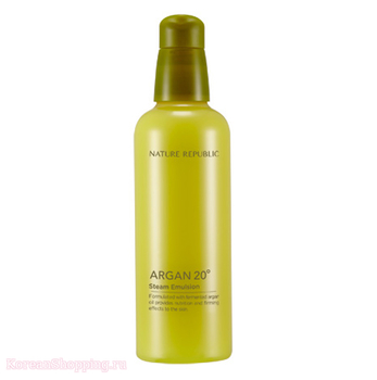 NATURE REPUBLIC Argan 20˚ Steam Emulsion