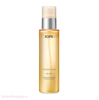IOPE Golden Glow Oil Mist
