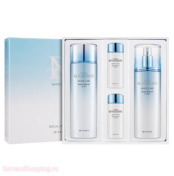 MISSHA Time Revolution White Cure Set