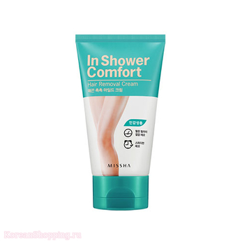 MISSHA In Shower Comfort Hair Removal Cream (Mild)