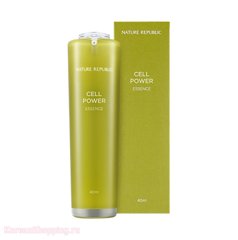 NATURE REPUBLIC Cell Power Essence