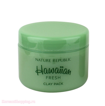 NATURE REPUBLIC Hawaiian Fresh Clay Pack