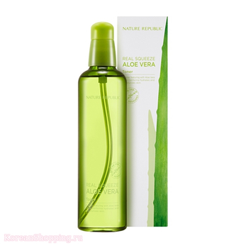 NATURE REPUBLIC Real Squeeze Aloevera Toner