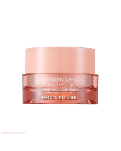 NATURE REPUBLIC Collagen Dream 50 All In One Radiance Tone Up Cream