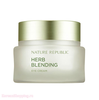 NATURE REPUBLIC Herb Blending Eye Cream
