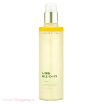 NATURE REPUBLIC Herb Blending Toner