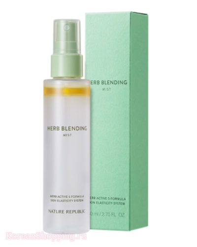 NATURE REPUBLIC Herb Blending Mist