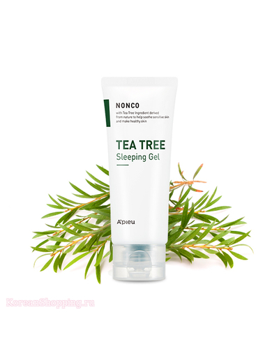 APIEU Nonco Tea Tree Sleeping Gel