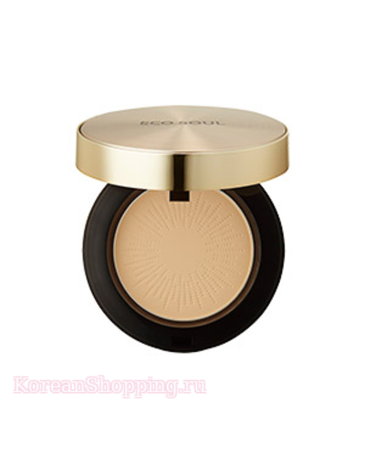THE SAEM Eco Soul Luxury Gold Pact