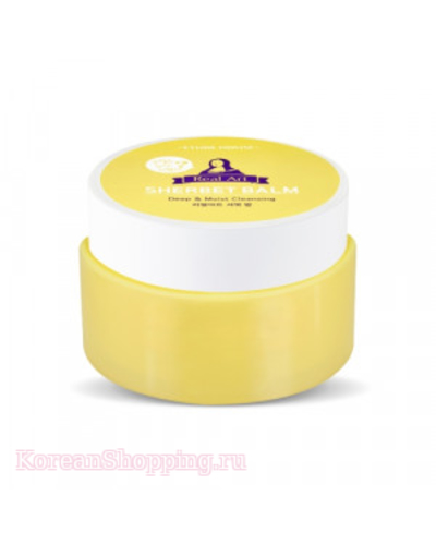 ETUDE HOUSE Real Art Sherbet Balm
