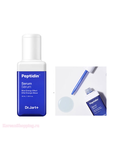 DR.JART Peptidin Serum Blue Energy Effect