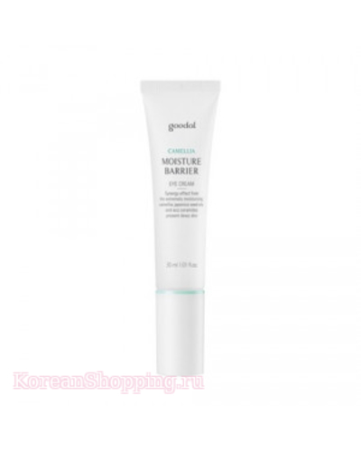 GOODAL Camellia Moisture Barrier Eye Cream