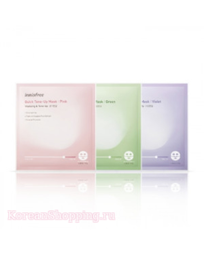 INNISFREE Quick Tone Up Mask