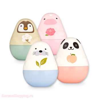 Etude House Missing U Hand Cream Animals