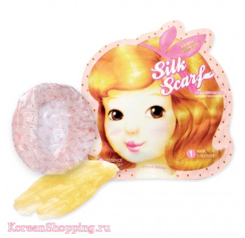 Etude House Silk scarf double care hair mask