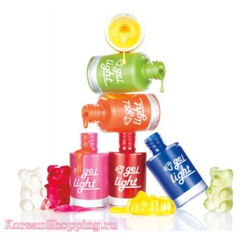 Tony Moly Nail Gel Light