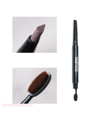 ARITAUM Mad Finish Kabuki Brow Pencil
