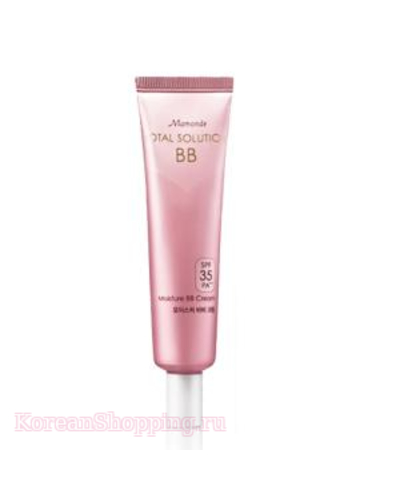 Mamonde Total Solution Moisture BB cream