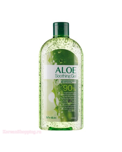 It's Skin Aloe Soothing Gel 90%