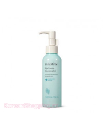 INNISFREE Jejubija Trouble Cleansing Gel