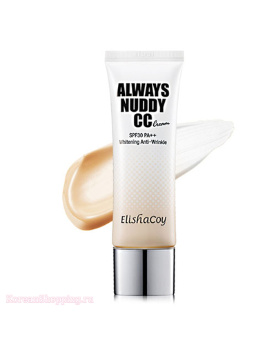 ELISHACOY Always Nuddy CC Cream SPF30 PA++