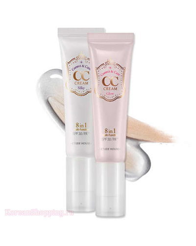 ETUDE HOUSE CC Cream (Correct & Care) SPF30 PA++
