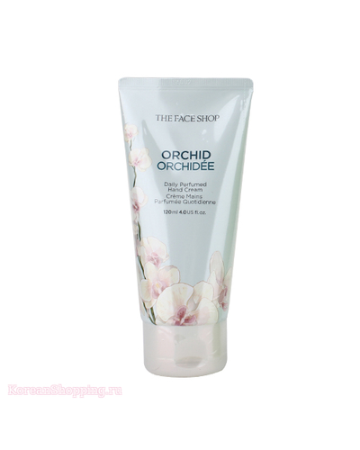 THE FACE SHOP Daily Perfumed Hand Cream - Orchid