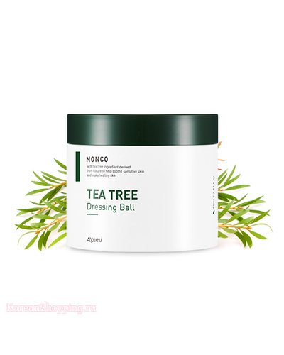 APIEU Nonco Tea Tree Dressing Ball