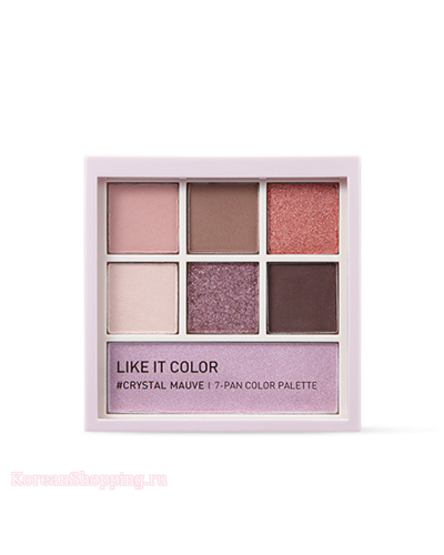 INNISFREE Crystal Mauve 7 Color Palette