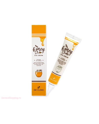 3W CLINIC Honey Eye Cream
