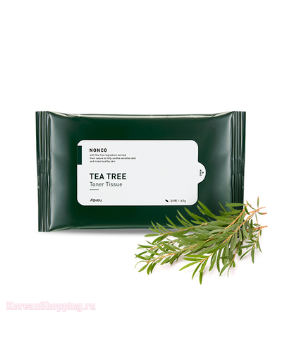 APIEU Nonco Tea Tree Toner Tissue
