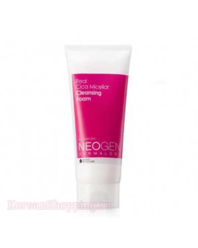 NEOGEN DERMALOGY Real Cica Micellar Cleansing Foam