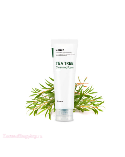 APIEU Nonco Tea Tree Cleansing Foam
