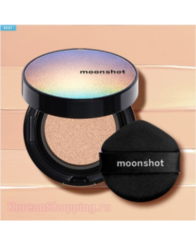 MOONSHOT Micro Settingfit cushion SPF50+ PA+++