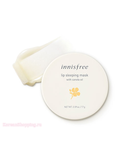 INNISFREE Canola Oil Lip Sleeping Mask